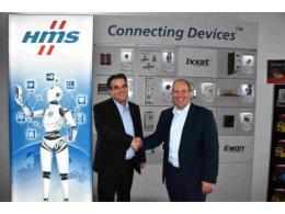 儒卓力与HMS Industrial Networks签署全球分销协议