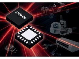 """功率損耗為零的小型非接觸式電流傳感器""""BM14270AMUV-LB"""""""