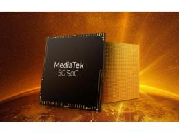 """天玑1000L 5G芯片跑分现身跑分网站,比天玑1000低一个""""档次""""?"""
