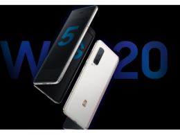 三星心系天下 W20 开售:首款 5G 折叠屏,火爆售罄