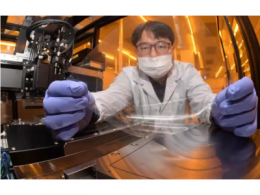 全球首个 Micro LED 卷轴转移工艺技术加速商业化