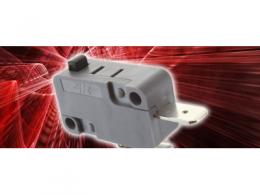 C&K 推出 TF3 微型微动开关系列