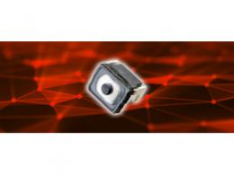 C&K 推出业界首个 NanoT 开关系列 — 世界上最小的轻触开关