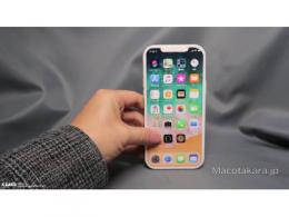 iPhone 12 Pro Max 机模曝光,竟然与 iPhone 4 有点像?