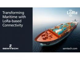 Semtech、Wilhelmsen和TTI强强联手,通过基于LoRa®的连接推动海运行业转型