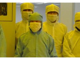 中芯长电二期首台设备顺利入住,项目已正式进入试运营