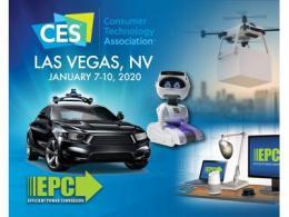宜普電源轉換公司(EPC)于CES 2020展覽展示基于氮化鎵技術的應用