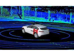 禾赛科技完成 C 轮融资,创激光雷达行业最高记录