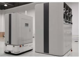 斯坦德CNC加工中心AGV自动上下料系统案例分析