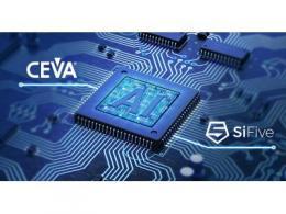 CEVA和SiFive合作将机器学习处理器带入主流市场