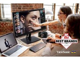 优派斩获美国著名IT杂志PC Magazine两项殊荣