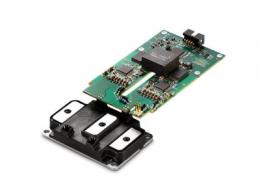 CISSOID为高速开关SiC功率模块提供健壮的门驱动程序