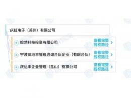 华为投资苏州庆虹电子,华为投资的七大半导体公司回顾