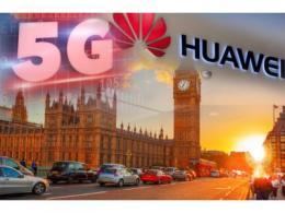 官方证实华为被允许进入英国5G市场