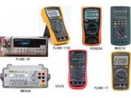 如何使用万用表测量随机噪声信号