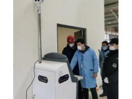 武汉火神山雷神山医院安装高德全自动红外热成像测温告警系统