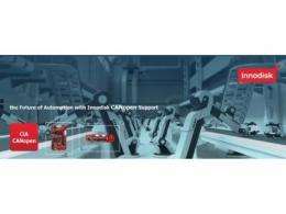 宜鼎推CANopen模塊,強化嵌入式領域高階應用