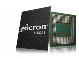 美光量产全球首款LPDDR5芯片,小米10率先搭载