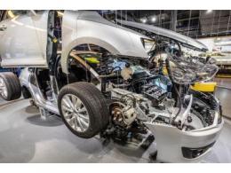 1月份的欧洲和中国的电动汽车