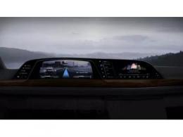 LG电子|首次向凯迪拉克供应P-OLED显示Digital Cockpit