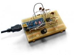 如何制作一款火柴盒示波器?