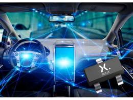 Nexperia 针对汽车以太网推出具有开创性 并且符合 OPEN Alliance 标准的硅基 ESD 防护器件