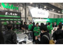 日本电产推出200kW与50kW电动汽车用驱动马达系统(E-Axle)