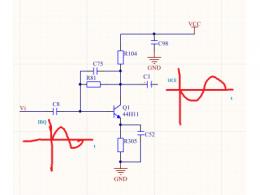 常用共发射极放大电路分析
