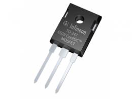 英飛凌650 V CoolSiC? MOSFET系列為更多應用帶來最佳可靠性和性能水平