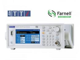 e络盟供应Aim-TTi 新一代TGR2050系列射频信号发生器