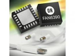 安森美半导体推出创新的USB-C™ PD 3.0控制器,具先进功能集和更高能效