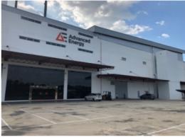 Advanced Energy 宣布该公司在东南亚投资采用先进生产设施的新工厂已开始运营