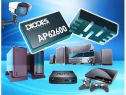 Diodes 公司推出适用负载点应用的 18V、6A 同步降压转换器