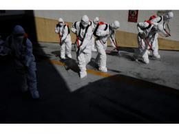 疫情下的韩国半导体:制造心脏受损严重