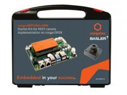 康佳特擴展基于恩智浦(NXP) i.MX 8處理器系列的嵌入式視覺產品陣容