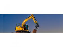 LEICA地球系统,JCB整体式挖掘机控制解决方案