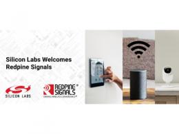 Silicon Labs收购Redpine Signals的连接事业部门  强化公司在无线物联网领域的领先地位
