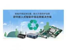 赋能环境监测仪器,助力污染防护治理