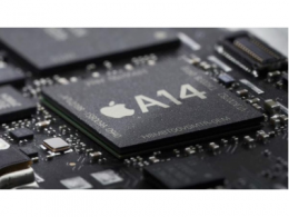 苹果A14处理器单核跑分1658?主频3.1GHz拉起新高度