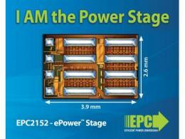 宜普电源转换公司(EPC)推出ePower™ 功率级集成电路系列