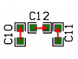 PCB丝印位号的调整原则、常规推荐尺寸以及调整方法