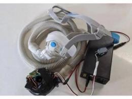自制开源呼吸机方案,应对紧急状况