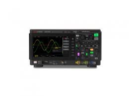 是德科技入门级示波器提供专业级测量性能