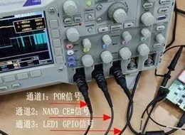 测一测i.MXRT1170 Raw NAND启动时