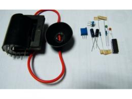 高压小玩意:可调高压发生器制作,等离子蚀刻和绚丽电弧球