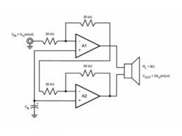 驱动单通道扬声器时所遇到的TDMA噪声难题