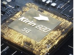 AI跑分高达41838分,麒麟810芯片有何实力?