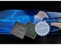 英飞凌AURIX™是世界首款通过ISO 26262:2018标准ASIL-D认证的嵌入式安全控制器