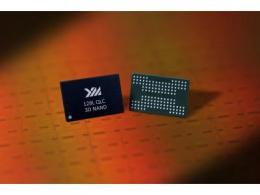 长江存储推业界首款128层QLC 3D NAND闪存,三项之最充分发挥技术特点