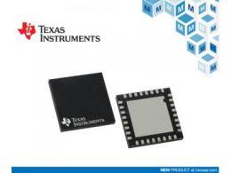 TI LMG341xR050 GaN功率级在贸泽开售